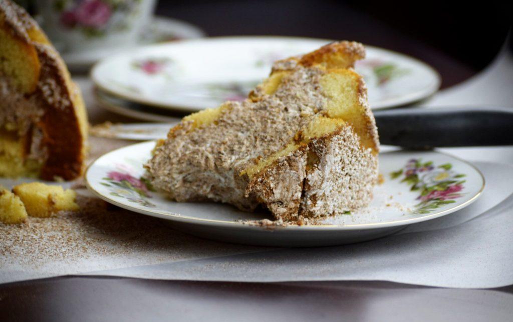 Zuccotto: Italian Sweet Cream Cake