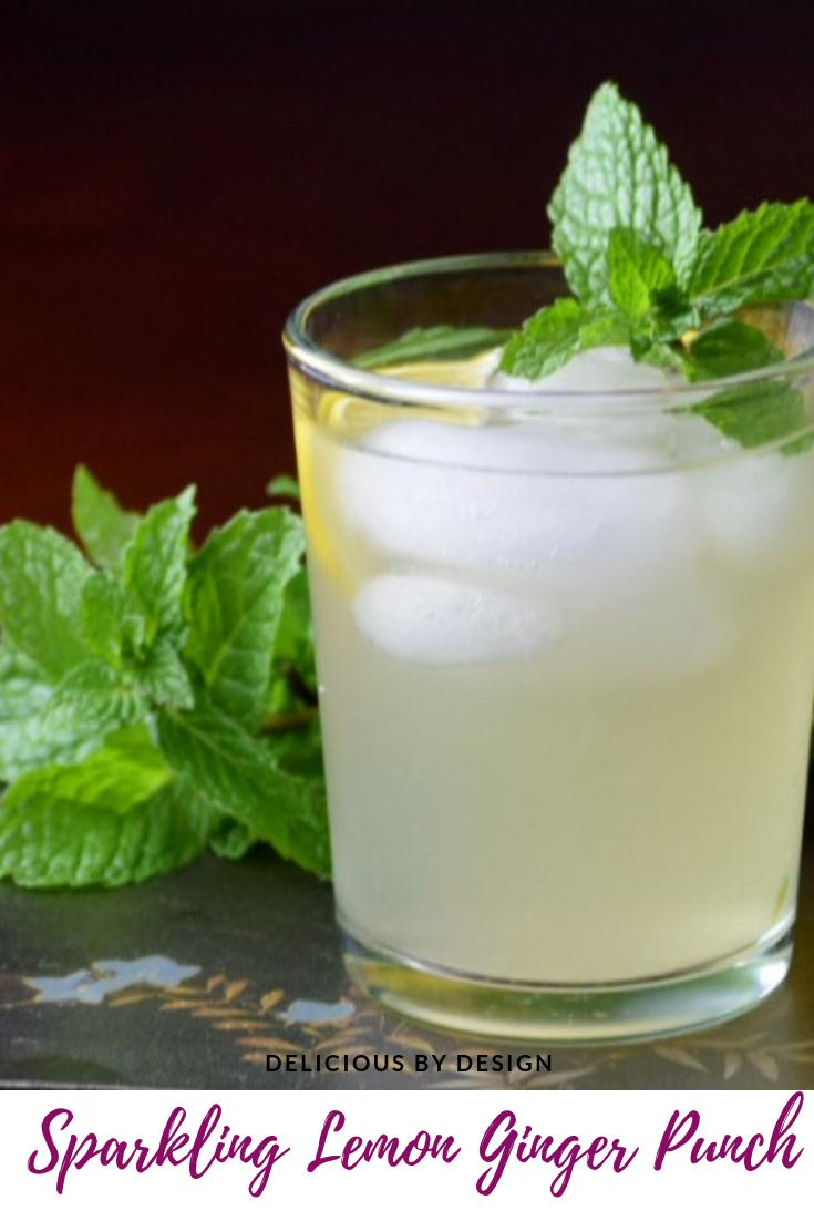 Lemon ginger punch pin 1