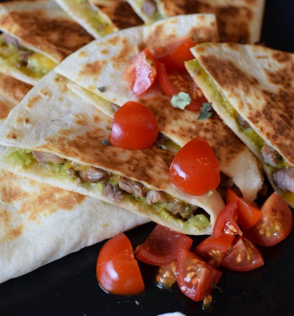 Steak Quesadillas: Leftover Makeover