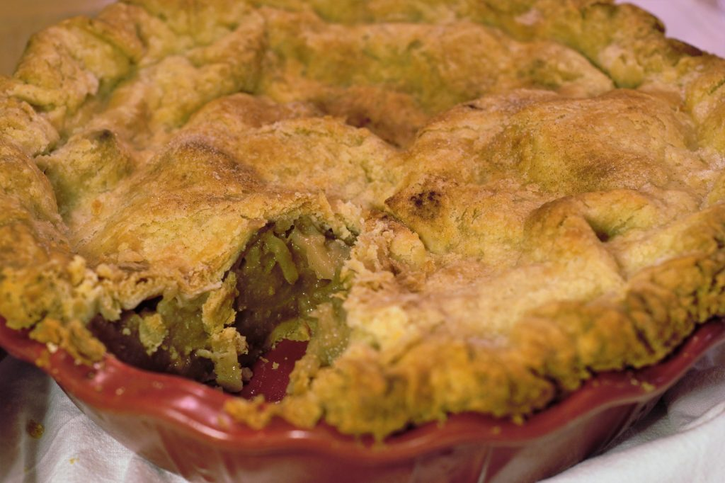 Apple Pie with a Missing piece