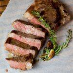pin sous vide steak
